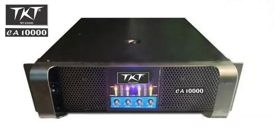 Trả góp cục đẩy công suất 4 kênh CA10000 TKT Sound