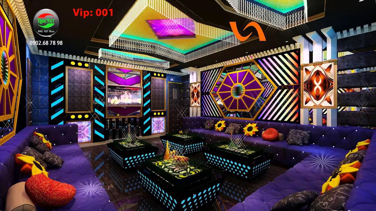 Phòng karaoke đẹp nhất