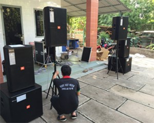 Trọn bộ âm thanh JBL